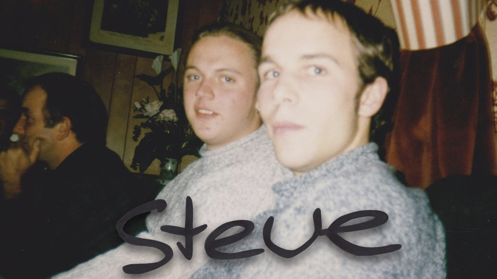 """""""STEVE"""" - A documentary to help men battle depression. project video thumbnail"""
