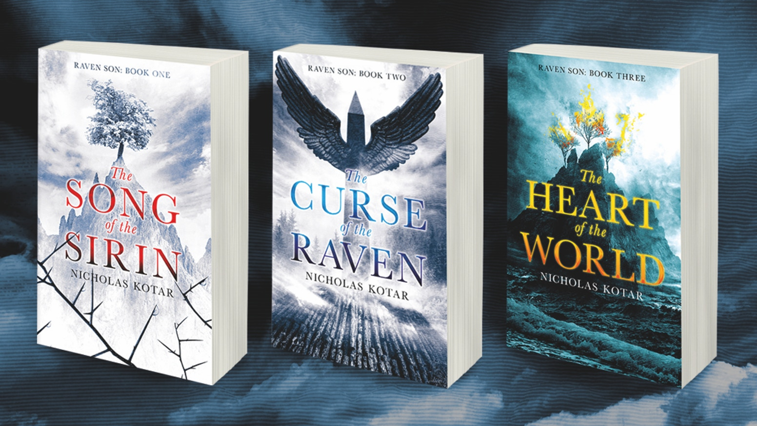 """The Lord of the Rings meets 1984."" Cinematic writing meets non-stop action in this 5 book series inspired by Slavic myths and legends"