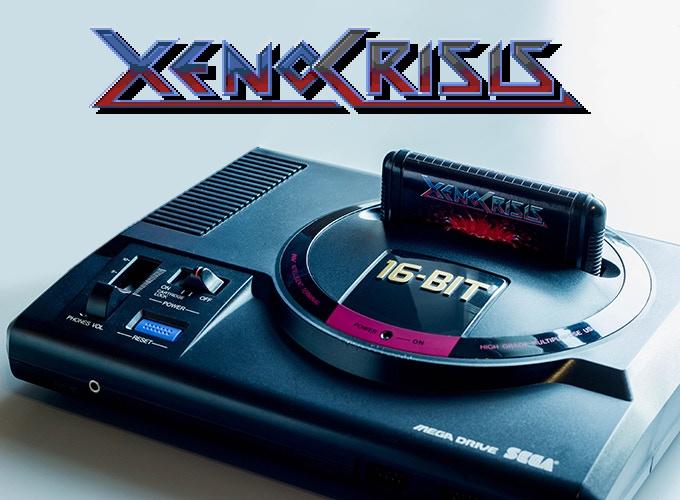 Xeno Crisis: a new game for the Sega Genesis / Mega Drive by Bitmap ...