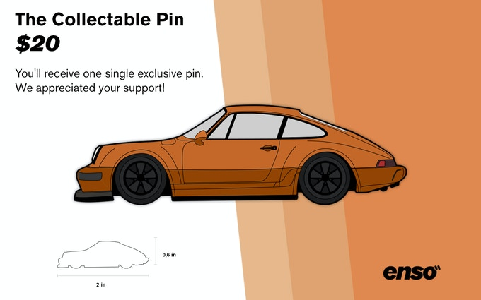The Collectible Pin
