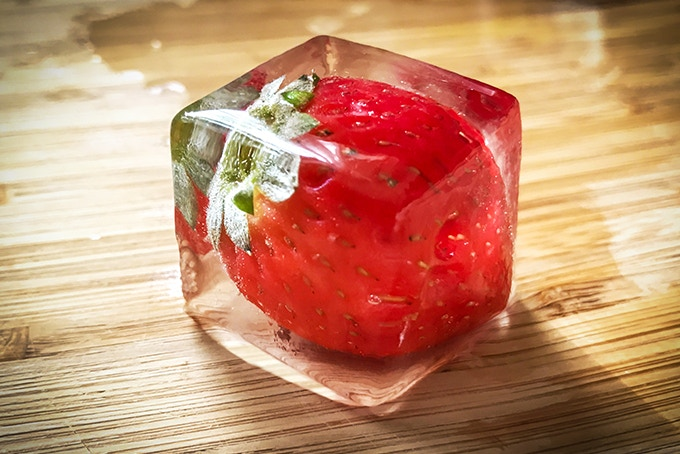 Beautiful Specialty Cubes For Entertaining