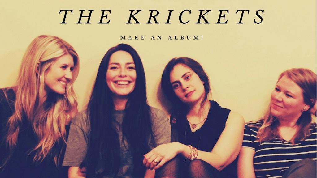 The Krickets make album #2! project video thumbnail