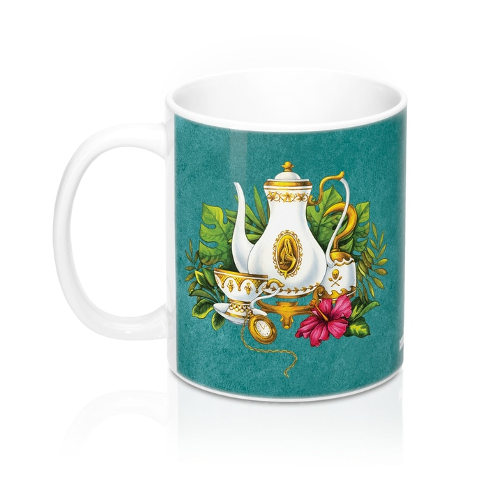 Neverland Tea Time was made into a cup by popular demand.