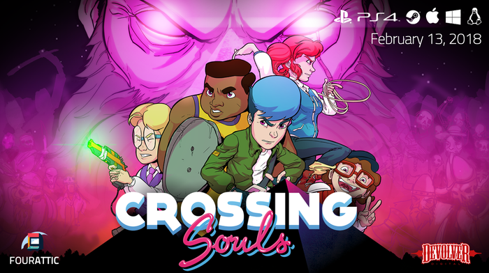Pc ps crossing souls gli eighties non sono mai stati