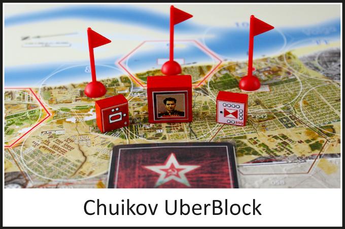 Chuikov replaces Lopatin!