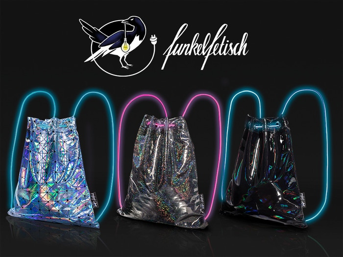 Funkelbag was successfully funded! Check out our website and Amazon Shop below!