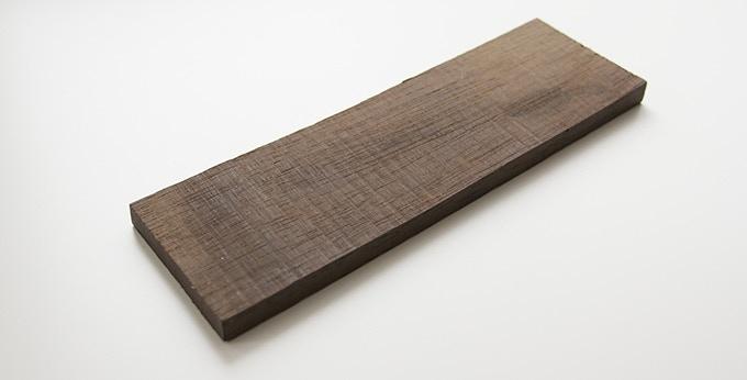 Milan wood keepsake #4: 2.375 x 8 x .375 in.