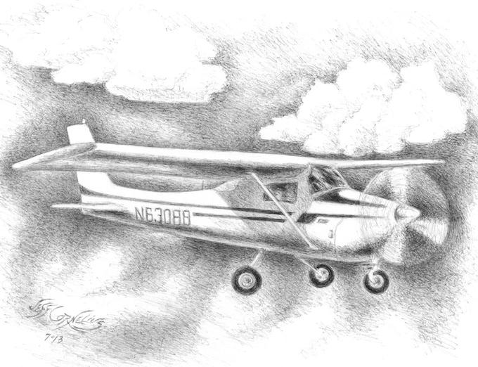 Flights Of Creativity Commissions By Jeff Cornelius