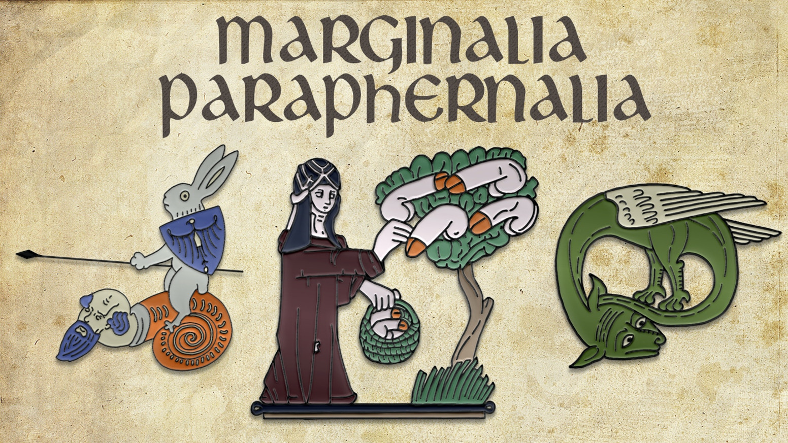 Marginalia Paraphernalia f.1