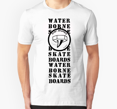 Limited Edition Waterborne T-shirt!