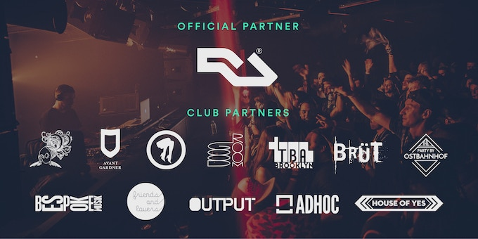 Club partners in no set order