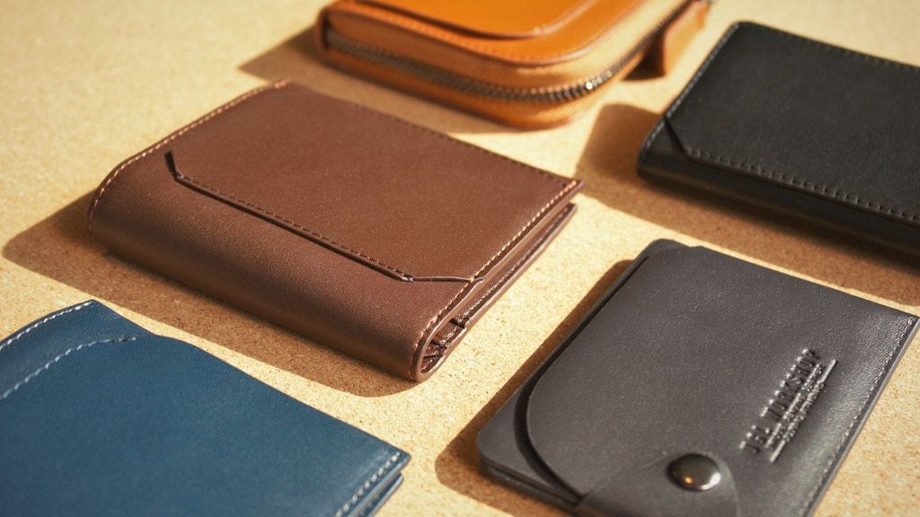 Xlim Series: The Best Minimalist Wallets