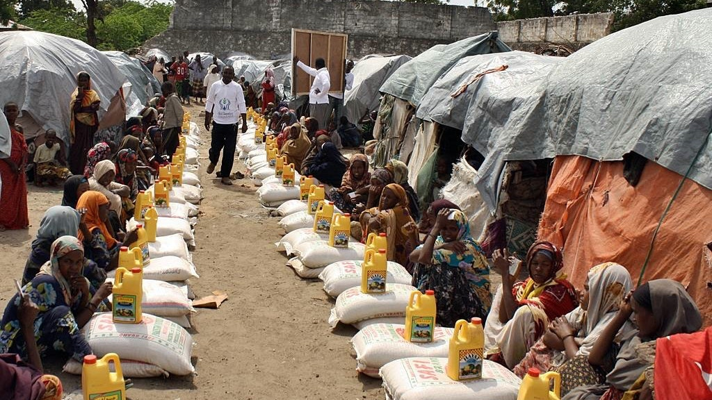 Project image for The Hunger Kitchen, Part 1: Somaliland