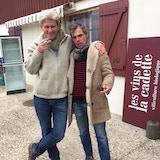 Gilles Stassart & Robert & Toshihiro
