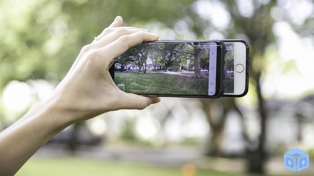 CAMARADA: The First True 3D Camera App project video thumbnail