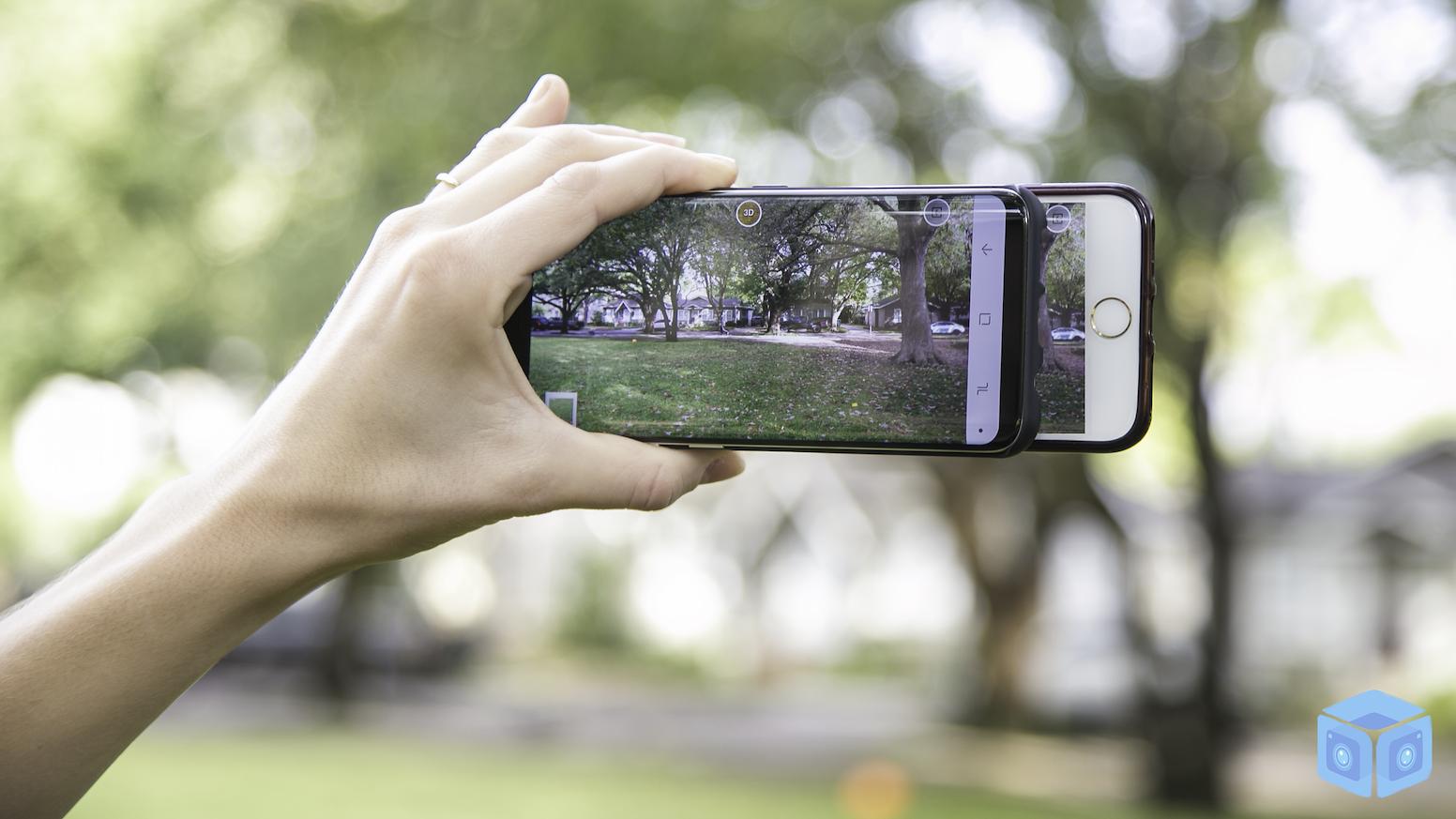CAMARADA: The First True 3D Camera App by Aimfire Inc