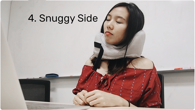 snuggy side
