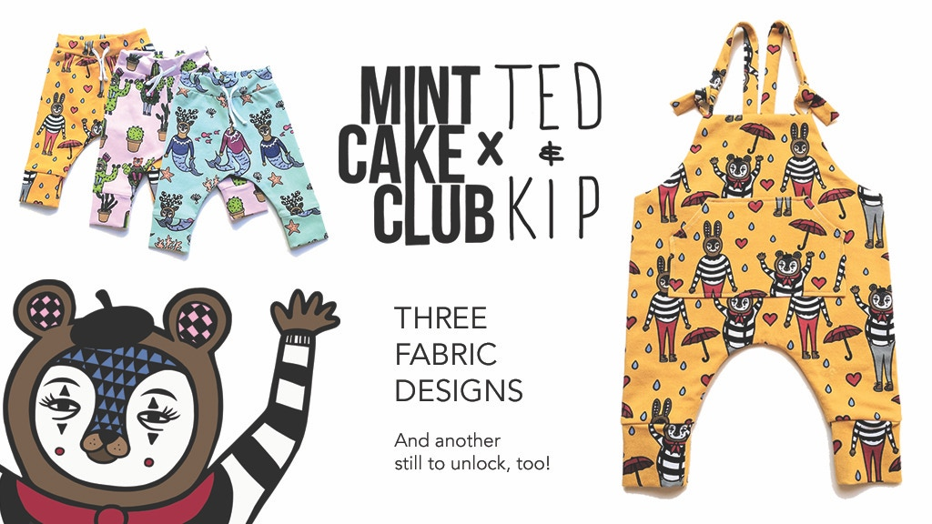 Quirky, illustrated, gender-neutral baby and kids clothes. project video thumbnail