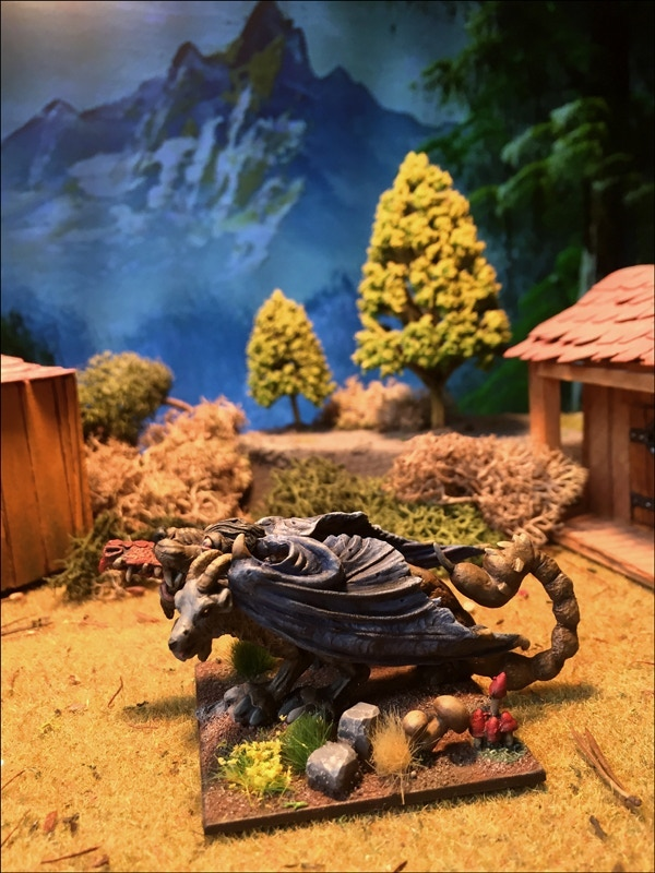 Chimera Painted example