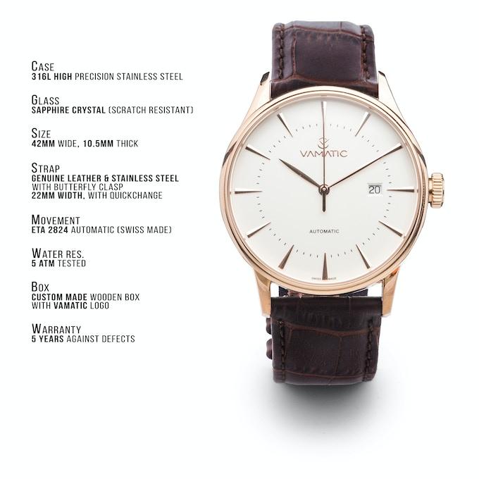 Vauclain Automatic Collection