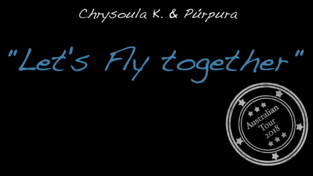 Let's fly together! project video thumbnail