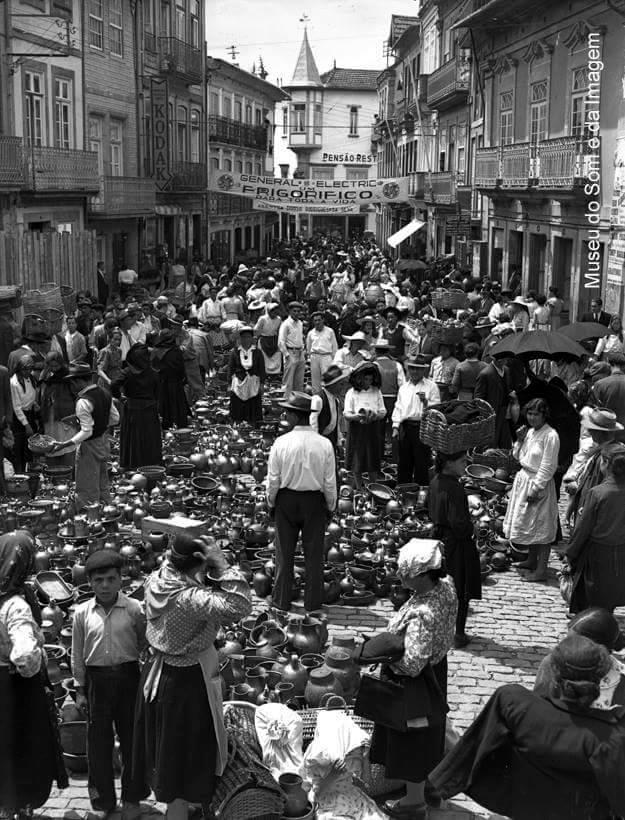 Traditional Fair Selling Barro Preto
