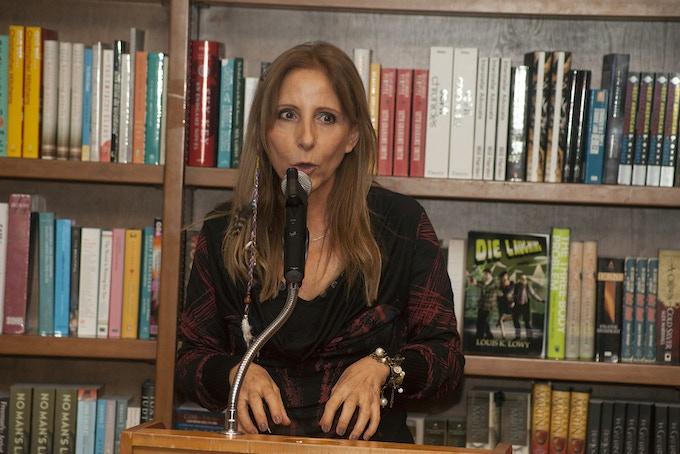 Mila Tapperi Hajjar, winner of the first contest