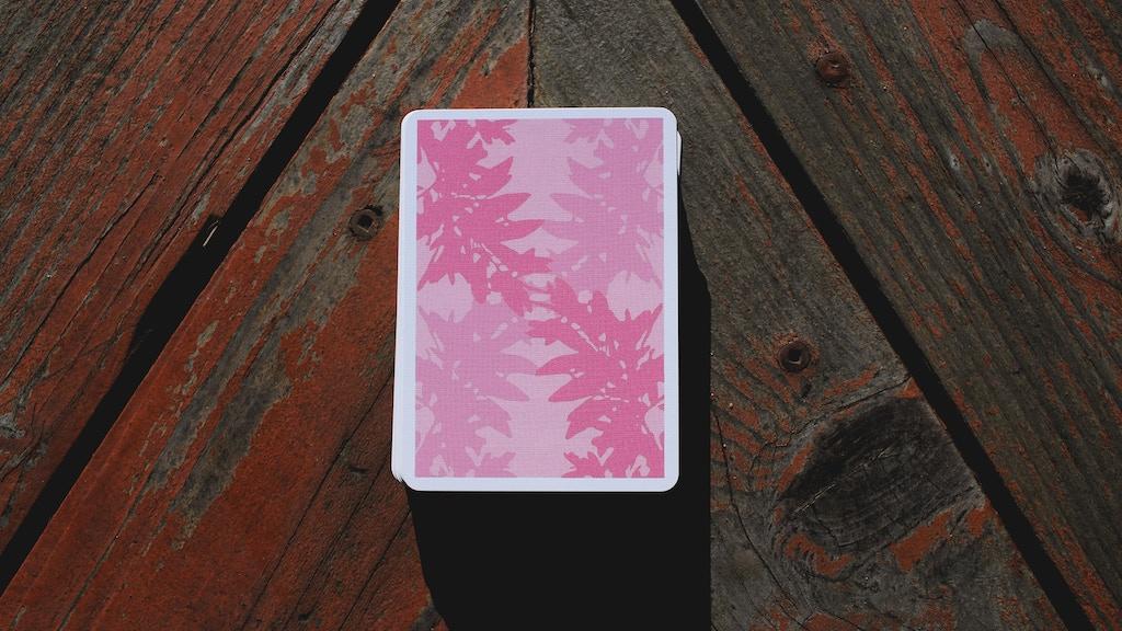 Sakura Playing Cards project video thumbnail