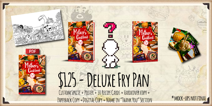 Mother's Cookbook – An EarthBound-Inspired Cookbook! by Mother's