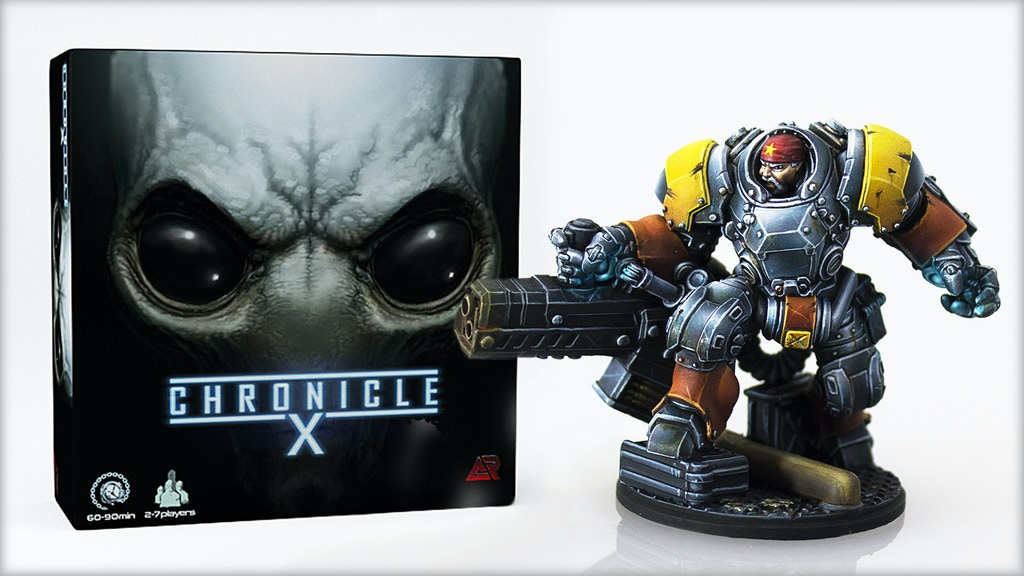 Chronicle X by Archon Studio project video thumbnail