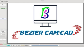 BezierCam Software