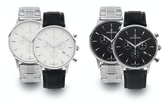Winston Quartz Collection Silver