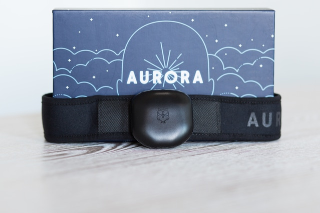 Aurora: first brain-sensing headband for better sleep and dreams.