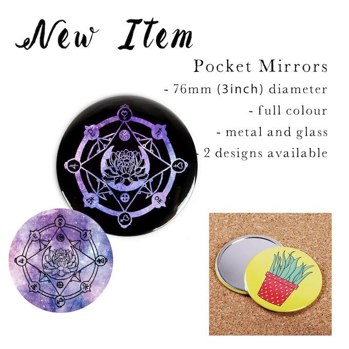 Pocket Mirrors sample
