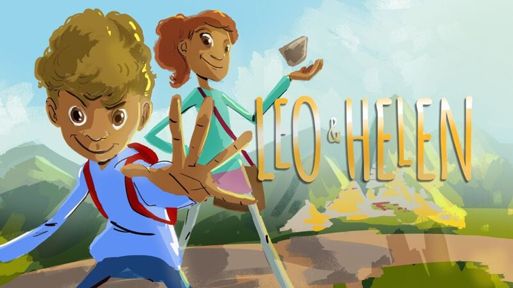 Leo & Helen: The Lost City of the Americas