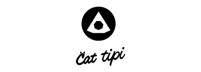 A Cardboard Tipi For Your Cat To Play Hide And Sleep By Design For