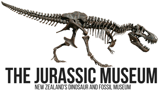 The Jurassic Museum, New Zealand's Dinosaur & Fossil Museum