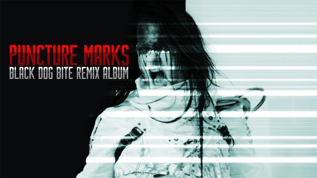 PUNCTURE MARKS - Angelspit's New Remix Album project video thumbnail