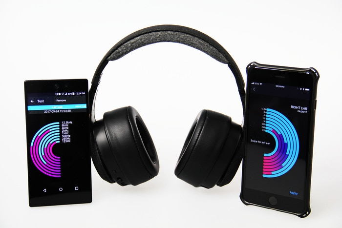Wireless, HD-capable headphones that make your music as unique as you are.