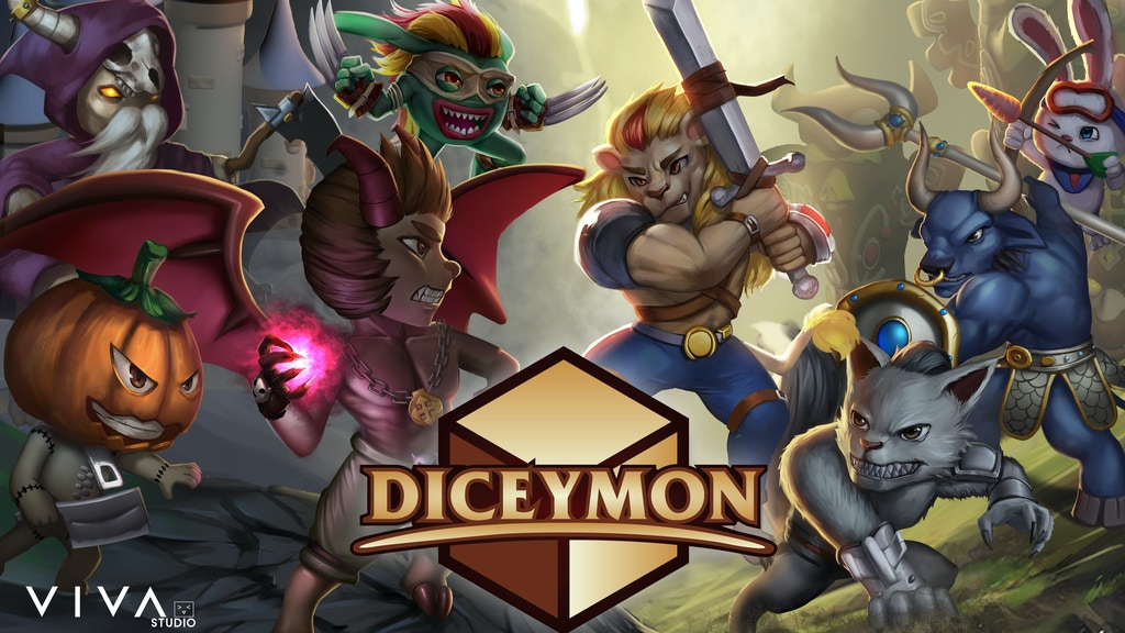 DICEYMON - Experience the top quality of game tool