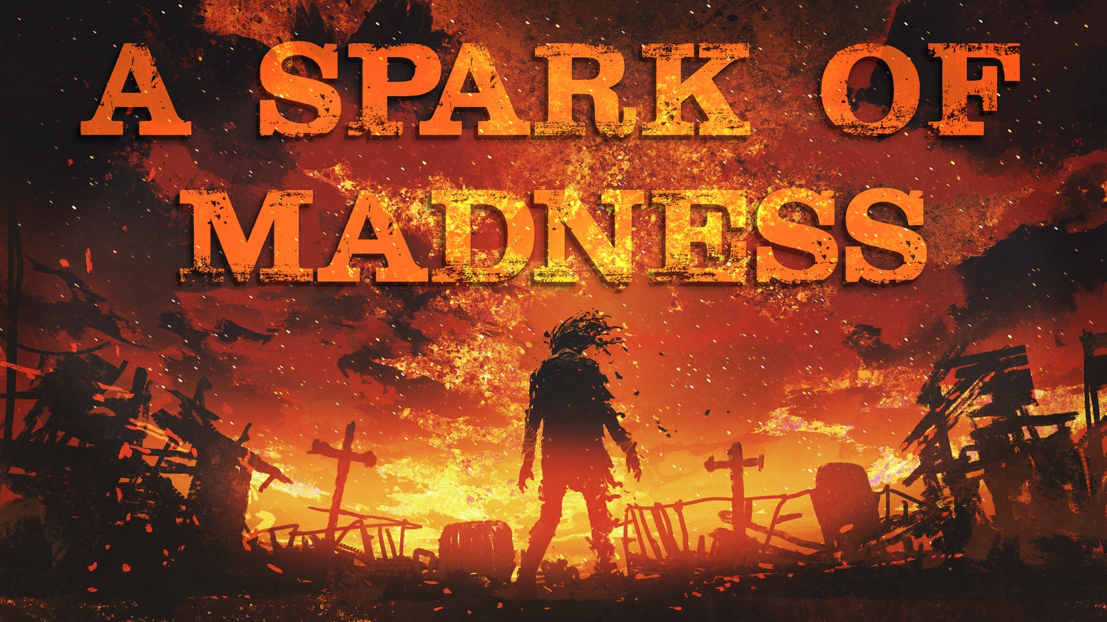 The Dragonfire Chronicles: A Spark of Madness by Lana Hart