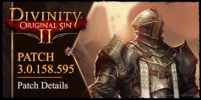 Divinity - Divinity: Original Sin 2 - Definitive Edition