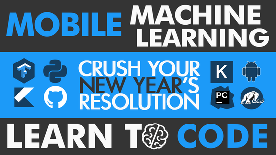 Track Mobile Machine Learning: The Complete Masterclass's
