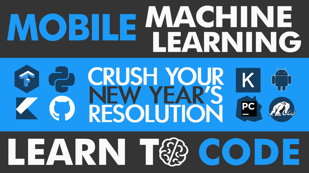 Mobile Machine Learning: The Complete Masterclass project video thumbnail
