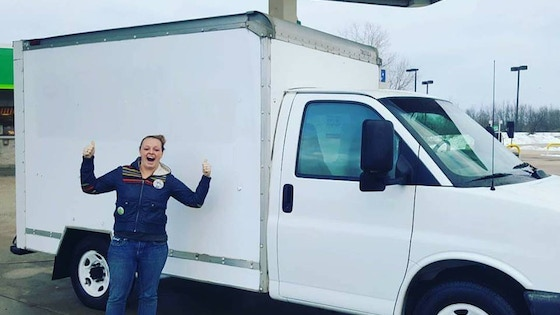 Higher Grounds Coffee Company Mobile Coffee Truck Startup