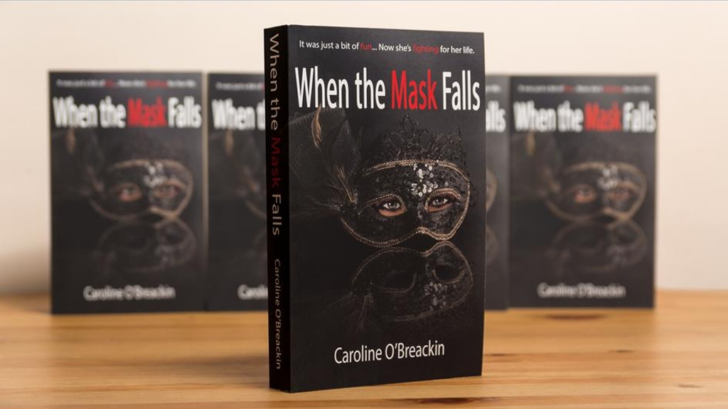 When the Mask Falls; A Crime Thriller Novel project video thumbnail