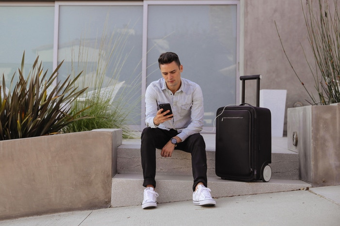 Premium, spacious, and uber functional, Marlon's the best softside carry-on in the market at a transparent price.