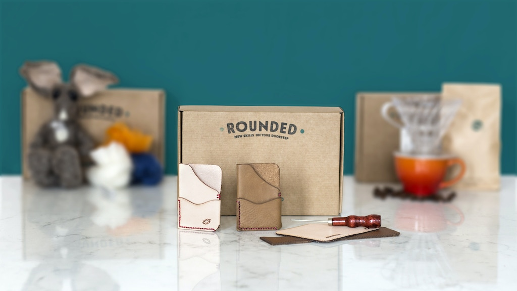 Rounded - The Monthly Skills Subscription Box (Canceled)