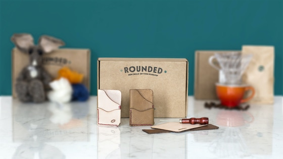 Rounded - The Monthly Skills Subscription Box