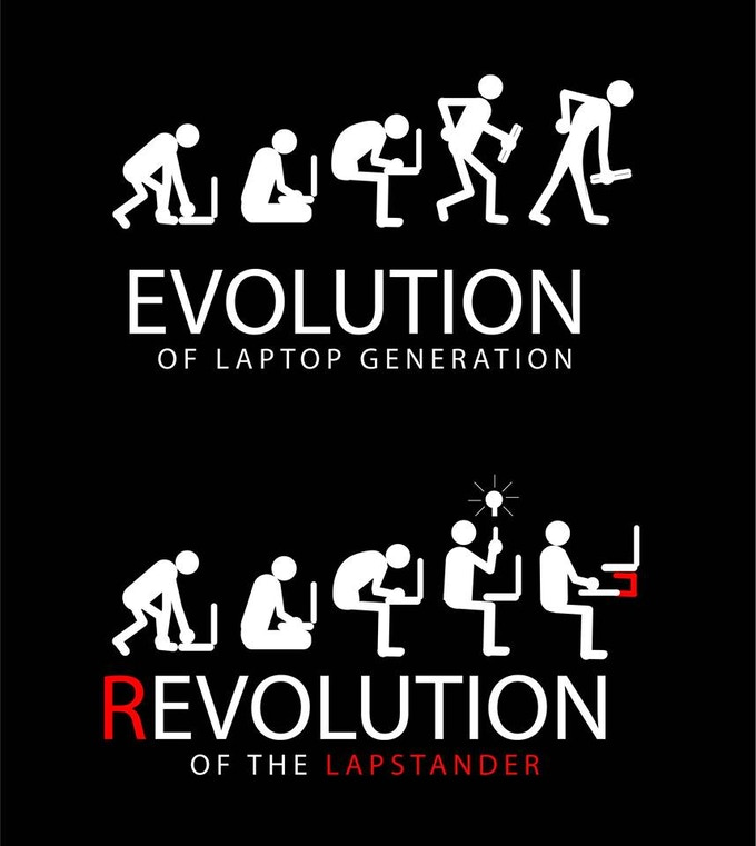 Evolution v's Revolution